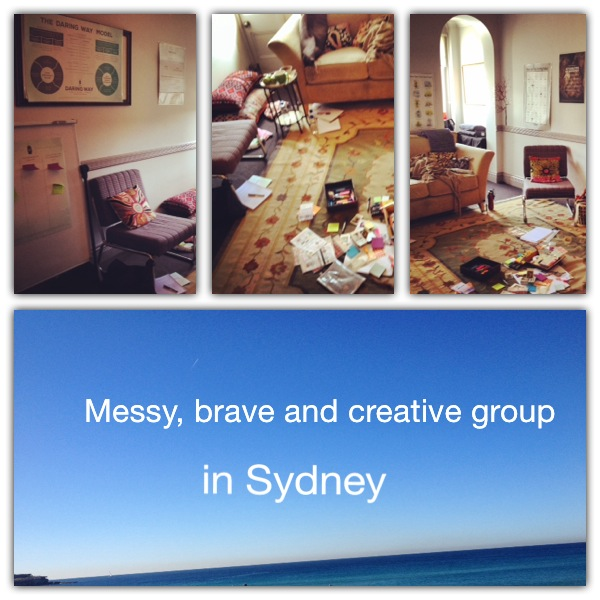 The Daring Way™ workshop in Sydney for wholehearted practicioners was again a very inspirational weekend